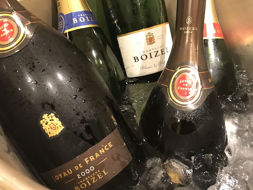 Champagne Boizel New Brand Launch Tasting at Private Cellar (5 Jul 2017)