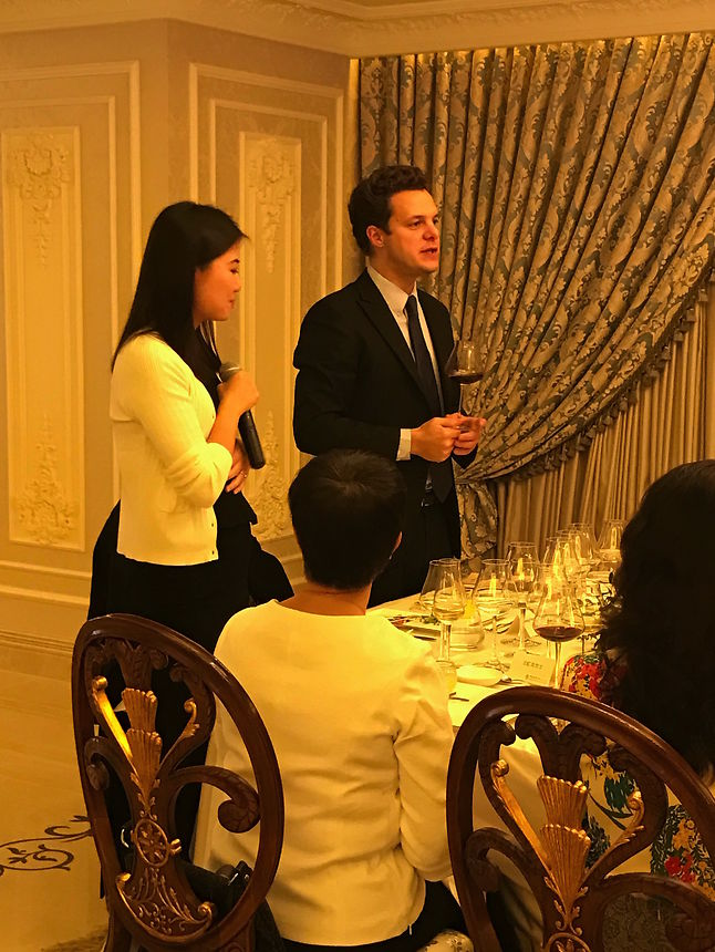 Chateau Margaux Wine Dinner at Private Cellar (1 Mar 2017)