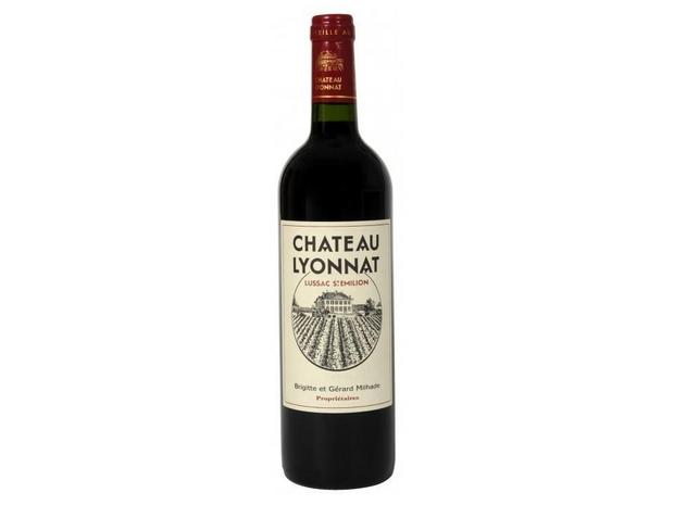 Chateau lyonnat emotion saint emilion france 2010 for Chateau lyonnat
