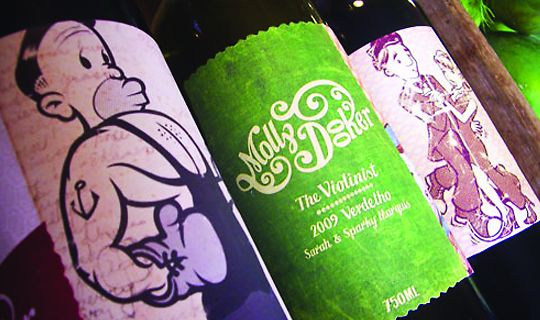 Mollydooker Wine Tasting at Private Cellar (15 Dec 2016)