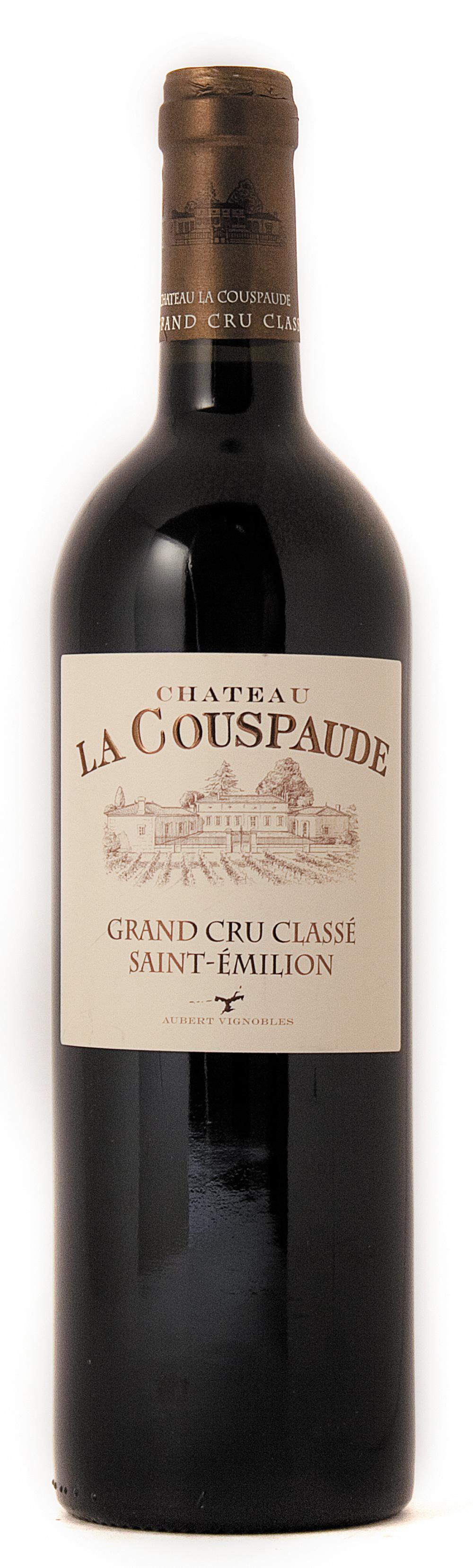 Chateau La Couspaude, Saint-Emilion, France 2005 - Royal Orchid Wine